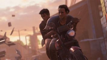 Финальный геймплейный трейлер Uncharted 4: A Thief's End