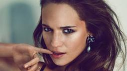 Роль Лары Крофт в перезагрузке киноверсии Tomb Raider досталась Алисии Викандер