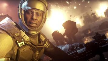 Официальный трейлер анонса Call of Duty: Infinite Warfare