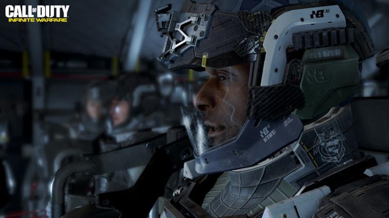 Подробности новой Call of Duty: Infinite Warfare