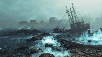 Bethesda показала официальный трейлер дополнения Far Harbor для Fallout 4
