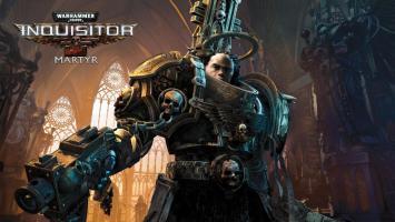 Новый трейлер Warhammer 40.000: Inquisitor - Martyr