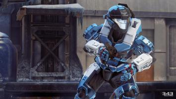 Скриншоты дополнения Memories of Reach для Halo 5