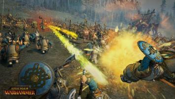 Боевая магия в действии в новом трейлере Total War: Warhammer