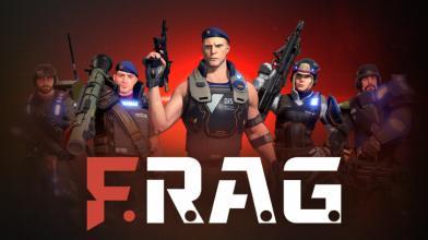 Закрытое тестирование антишутера F.R.A.G. начинается 19 мая