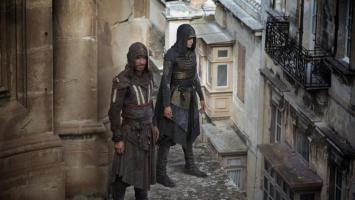 Прошлому в экранизации Assassin's Creed посвящено только 35% экранного времени
