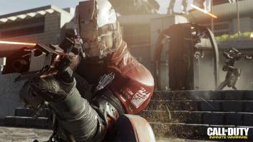 Прогеймеры помогают с разработкой Call of Duty: Infinite Warfare