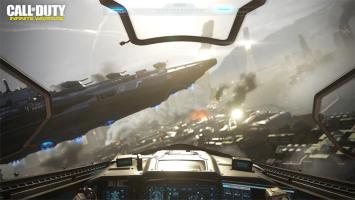 В Call of Duty: Infinite Warfare будет не только заскриптованный геймплей на истребителях