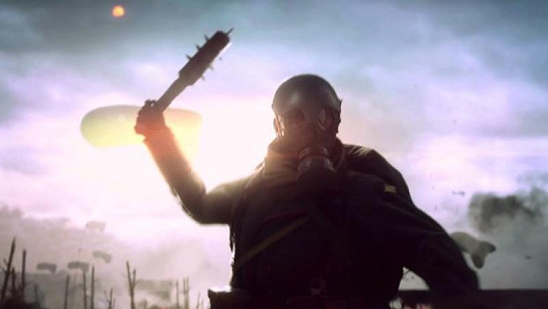 Возможная работа кастомизации оружия в Battlefield 1