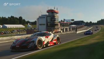 Gran Turismo Sport выходит на PlayStation 4 в ноябре