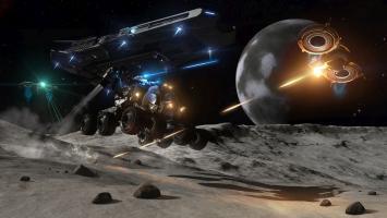 Elite Dangerous: Horizons выходит на Xbox One через две недели