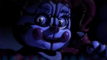 Опубликован первый трейлер Five Nights at Freddy's: Sister Location