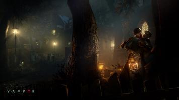 Протагонист Vampyr на новых скриншотах игры