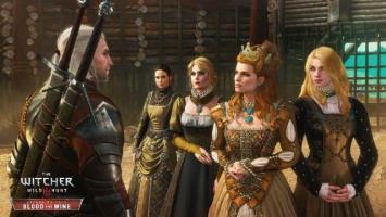"""""""Кровь и вино"""" запланировано как сюжетный финал истории The Witcher 3: Wild Hunt"""