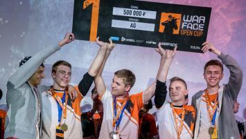 Определились чемпионы Warface Open Cup: Весна-2016