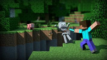 По всему миру продано почти 107 миллионов копий Minecraft