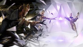 Новыми проектами от Eidos оказались Deus Ex Go и Deus Ex: Mankind Divided - Breach