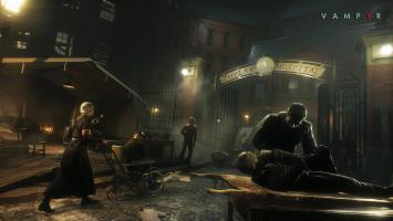 Трейлер RPG Vampyr от разработчиков Life is Strange