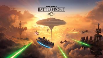 В этом месяце выходит дополнение Bespin к Star Wars: Battlefront