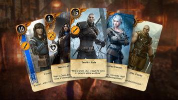 CD Projekt RED официально анонсировала карточную игру The Gwent