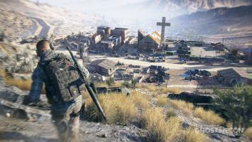Новый трейлер Ghost Recon: Wildlands с E3 2016