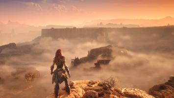 Новый геймплейный трейлер Horizon: Zero Dawn