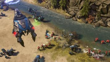 Геймплей Halo Wars 2 на PC