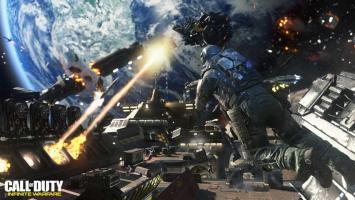 Космические скриншоты Call of Duty: Infinite Warfare