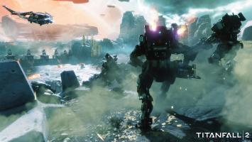 Подробности Титана-меченосца в Titanfall 2