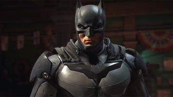 Геймплей Injustice 2 с E3 2016