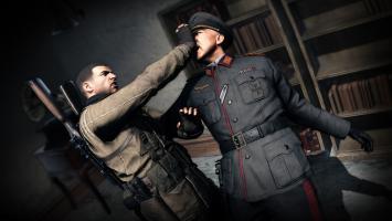 Геймплей Sniper Elite 4 с E3 2016