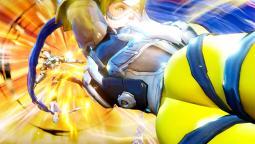 Трейсер из Overwatch добралась до Street Fighter 5