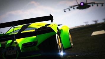 В GTA Online появился новый самый быстрый суперкар