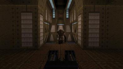 Разработчики Wolfenstein: The New Order выпустили новый уровень для оригинальной Quake