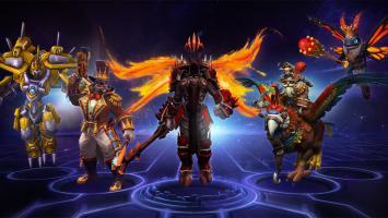 Все герои Heroes of the Storm стали бесплатными на несколько дней