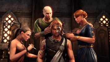 Очередной апдейт The Elder Scrolls Online позволит менять имя, расу, прическу персонажа и многое другое