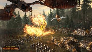 Кавалерия вампирских графов в обновлении для Total War: Warhammer