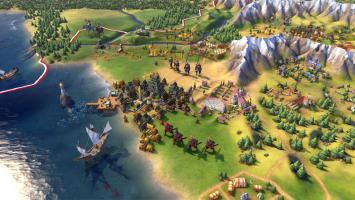 Первый взгляд на строителей в Civilization 6