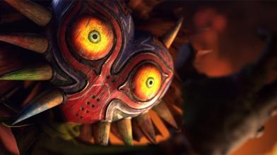 Шикарный тизер фанатской короткометражки The Legend of Zelda: Majora's Mask