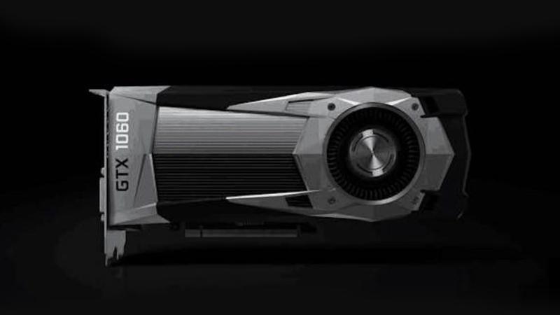В сеть утекли характеристики видеокарты NVIDIA GTX 1060
