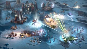 Космодесант во всей красе в расширенном геймплейном ролике Dawn of War 3 с E3