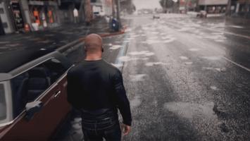 Новый графический мод для Grand Theft Auto 5 превращает картинку игры в реальную жизнь