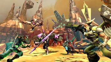 Battleborn устанавливает новые антирекорды по количеству игроков