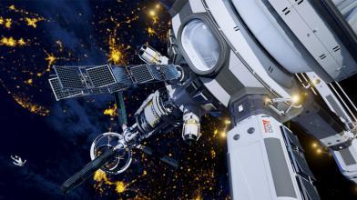 Adr1ft выходит на PlayStation 4 в июле