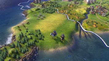 Художественный стиль Sid Meier's Civilization 6 в новом трейлере игры