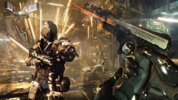 Ранние игровые локации в трейлере Deus Ex: Mankind Divided