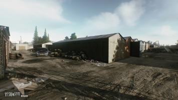 Подробные скриншоты первой игровой локации Escape from Tarkov