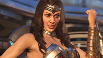 Чудо-женщина во всей красе в новом трейлере Injustice 2