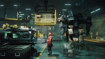 База игроков в трейлере Call of Duty: Infinite Warfare