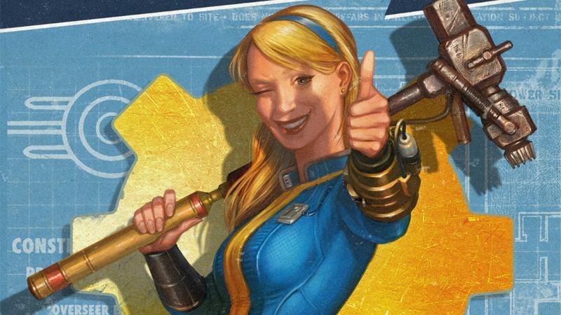 В Fallout 4 уже можно построить свое собственное убежище Vault-Tec